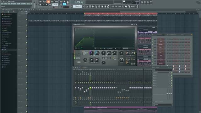 08 Hats & Drum Mixing