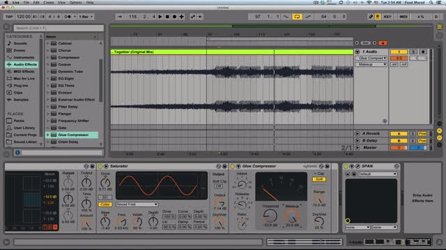 Mastering With Ableton Live Native Plug Ins Watch Online