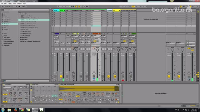 12 Quick Mini Mixdown