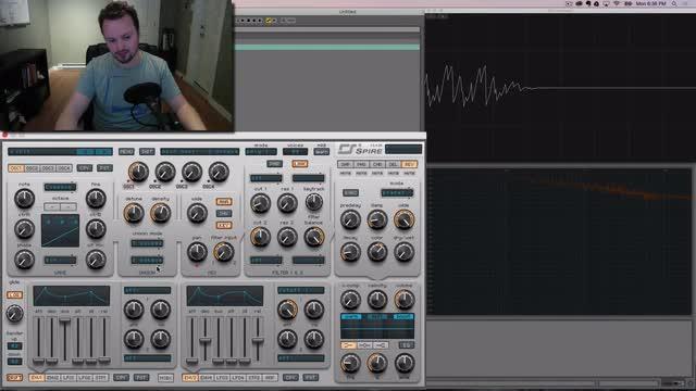 04 Unison and Mix Panels