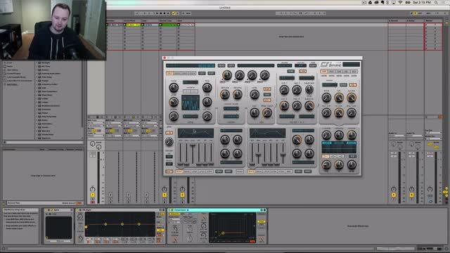 15 Pads Sound Design