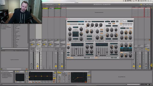 16 Bass Sound Design