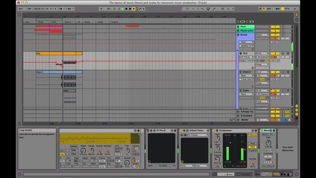 12 FX & Drums