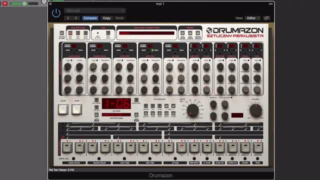 04 Drum Controls 2