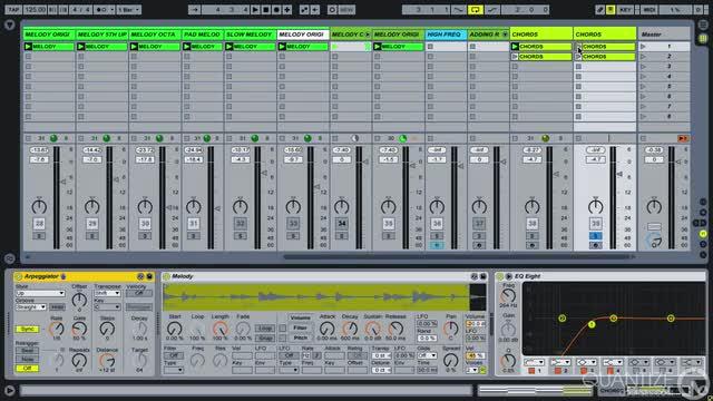 19 Chord Development