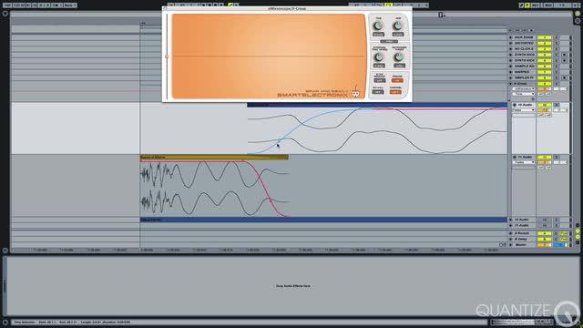 12 Layering Waveform Editing