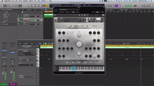 07 Sound Design Percs
