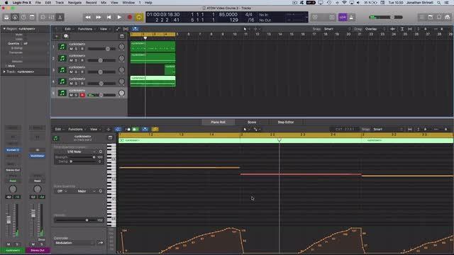 08 Sound Design Melodics