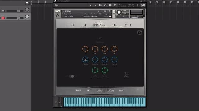 02 Mix Controls