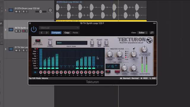 05 Sequenced Delay Effects