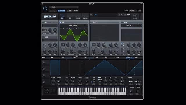14 Sync Warp Modes