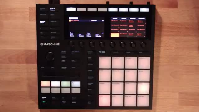 08 Mixing in Maschine