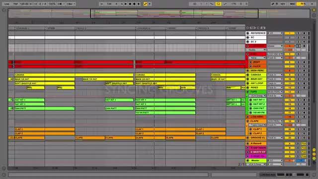 03 Rhythm & Groove