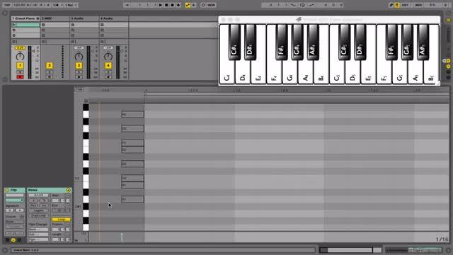 02 Keys & Scales