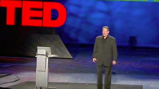 Al Gore's New Thinking on the Climate Crisis