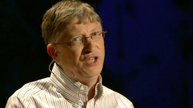 Bill Gates on Mosquitos, Malaria and Education