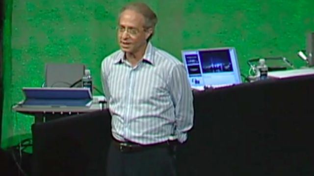 Ray Kurzweil on how technology will transform us