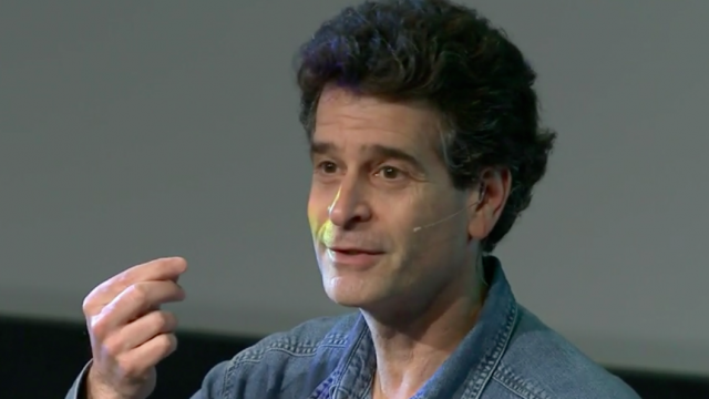 Dean Kamen previews a new prosthetic arm