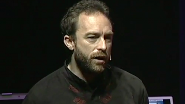 Jimmy Wales on the birth of Wikipedia