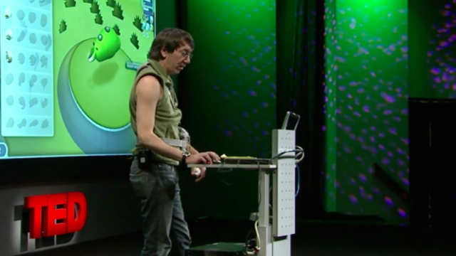 Will Wright makes toys that make worlds