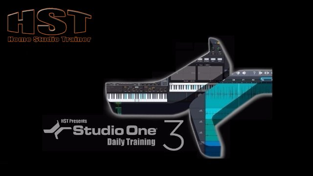 Studio One 3 Daily Training - Inserts, Sends, FX and VCAs