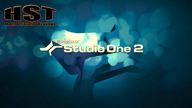 Track List and Customizing the Work Space - Studio one 2