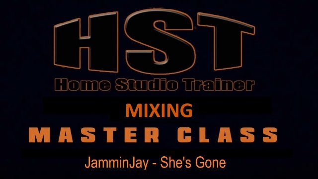 HST Mixing Master Class Part 8 - Mixing Vocals and Pre Mastering