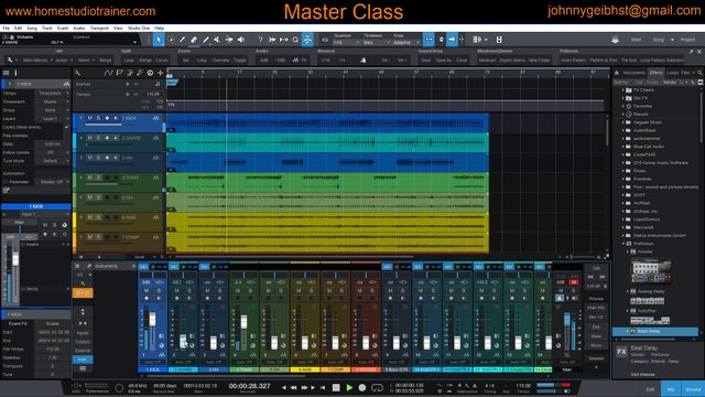 """Mixing The Song """"One Day Love Will Shine"""" P1 Track Prep"""