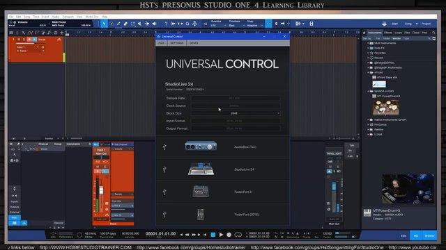 Controlling Latency