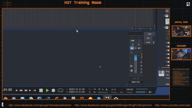 Creating Tracks
