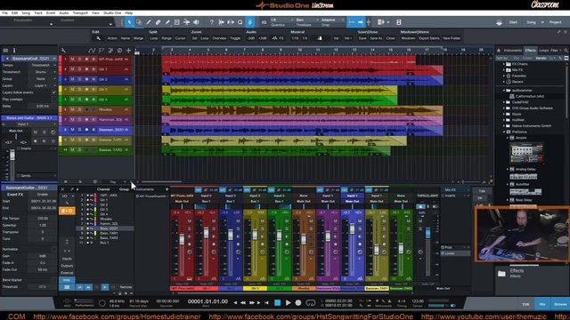 Copying Track Between different Songs