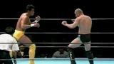 Bas Rutten vs. Ryushi Yanagisawa