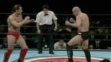 Bas Rutten vs. Guy Mezger