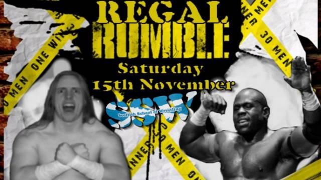SSW REGAL RUMBLE 2014