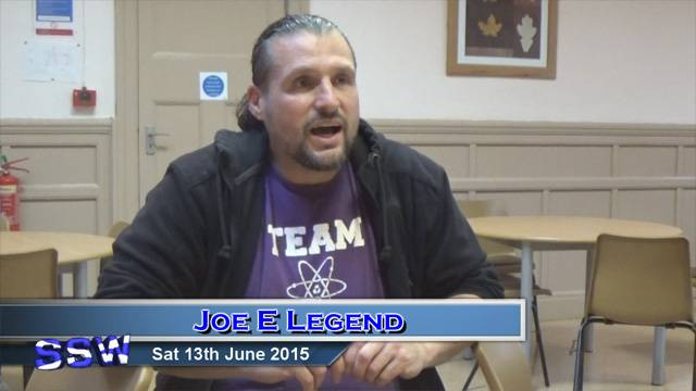 Shoot Series Joe E Legend