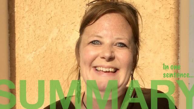 Summary: In one sentence - NOUAKCHOTT by Kristen from the USA.