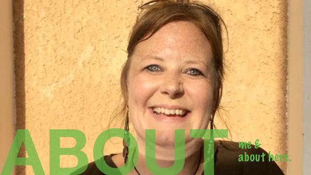 About me & about here - NOUAKCHOTT by Kristen from the USA.