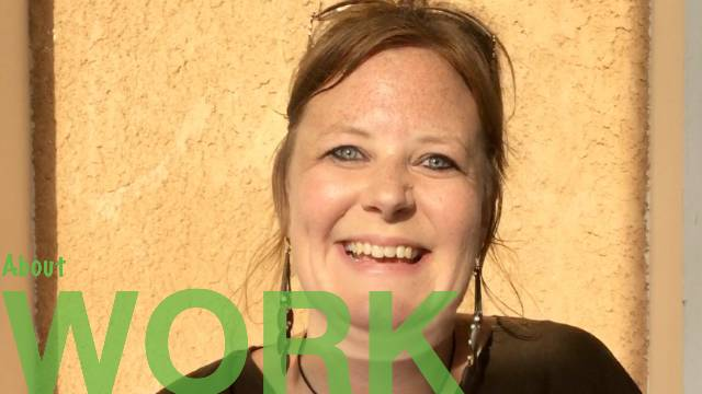 About work - NOUAKCHOTT by Kristen from the USA.