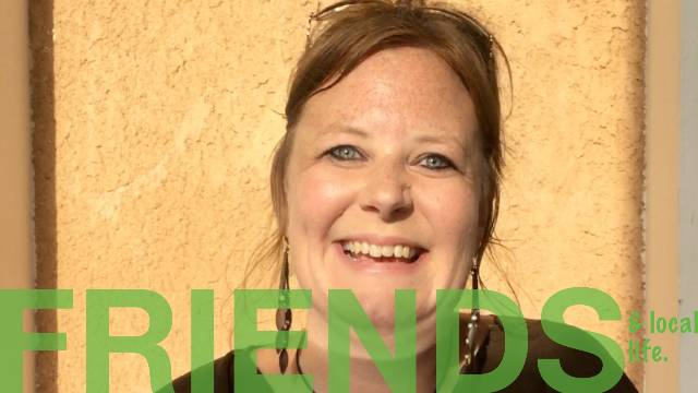 Friends & local life - NOUAKCHOTT by Kristen from the USA.