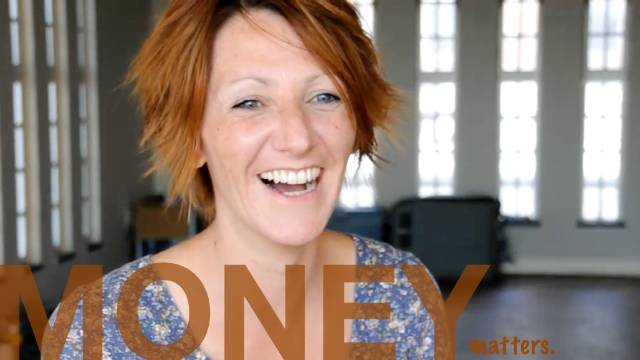 Money matters - CAPE TOWN by Anka from Belgium.
