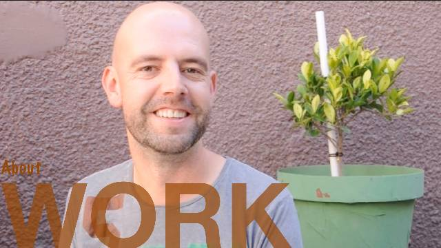 About work - CAPE TOWN by Richard from UK.