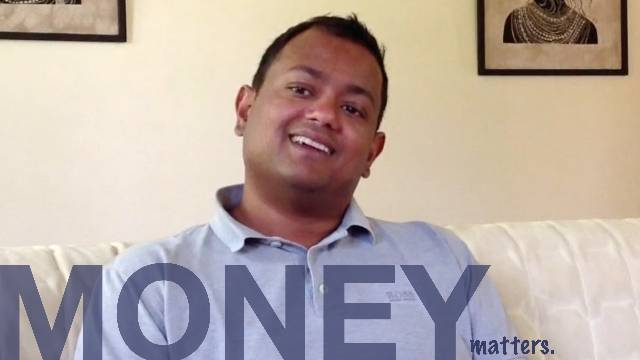Money matters - NAIROBI by Ranjith from India.