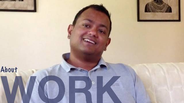 About work - NAIROBI by Ranjith from India.
