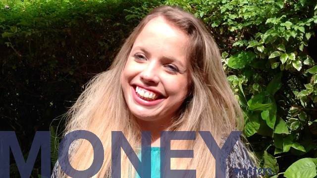 Money matters - NAIROBI by Blanca from Spain.