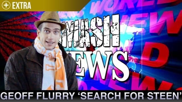 Geoffy Flurry - Seach For Steen
