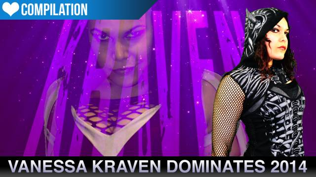 The 2014 Dominance Of Vanessa Kraven