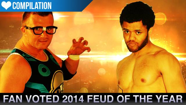 Feud Of The Year 2014 - O'Shea vs Banks