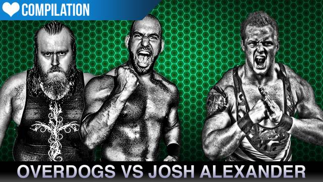 Overdogs Vs Josh Alexander