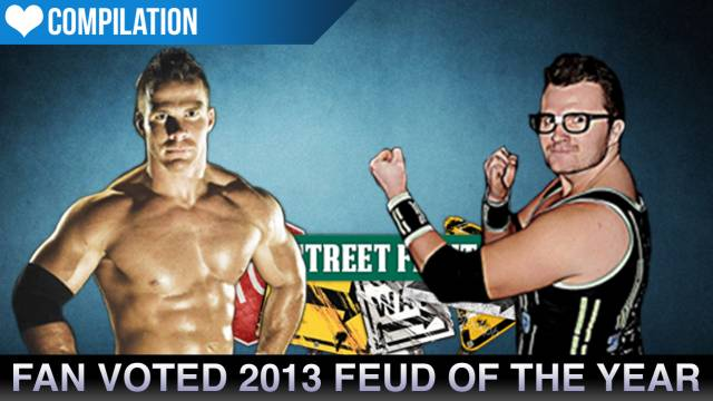 Feud Of The Year 2013 - Dux vs O'Shea