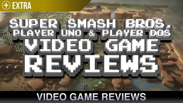 Player Uno & Player Dos Video Game Reviews